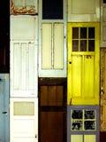 Türen Stockfoto