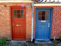 Türen lizenzfreies stockbild