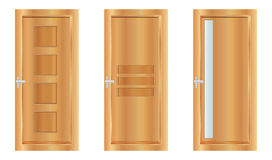 Türen Stockfotografie