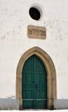 Türen der Kirche Stockfoto