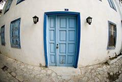 Türen in der Türkei Lizenzfreie Stockfotos