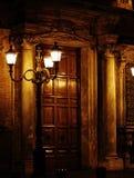 Türen in Rom Lizenzfreie Stockbilder