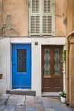Türen und Fenster Lizenzfreies Stockbild