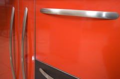 Türen und Griffe. Lizenzfreie Stockfotografie