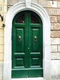 Türen von Capri, Italien Lizenzfreie Stockfotografie