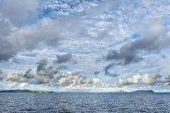 Türkis-tropisches Paradies-Strand-Ozean-Meer Crystal Water Clear lizenzfreies stockbild