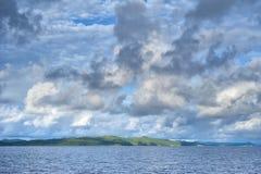 Türkis-tropisches Paradies-Strand-Ozean-Meer Crystal Water Clear stockbilder