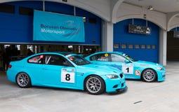 Türkische Auto-Meisterschaft des Reisen-2012 Stockbilder