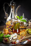 Türkische Bonbons lizenzfreie stockbilder