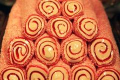 Türkische Bonbons lizenzfreies stockfoto