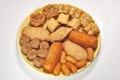 Türkische Bonbons Lizenzfreie Stockfotos