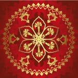 Türkische Flieseabbildung der traditionellen Osmane Stockfoto