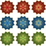 Türkische Flieseabbildung der traditionellen Osmane Lizenzfreie Stockfotografie