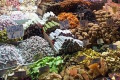Türkische Freude Stockfoto