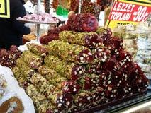 Türkische Freude Stockbilder