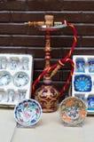 Türkische Huka Stockbilder