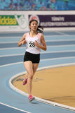 Türkische Jugend-Innenmeisterschaften Turkcell Lizenzfreies Stockfoto