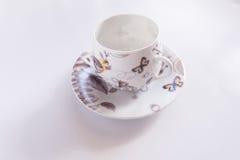 Türkische Kaffeetasse Stockbild