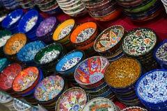 Türkische Keramik lizenzfreie stockfotografie