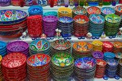 Türkische Keramik lizenzfreies stockfoto