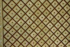 Türkische Kunst der Osmane mit geometrischen Mustern Lizenzfreie Stockfotografie