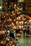 Türkische Lampen Lizenzfreie Stockbilder