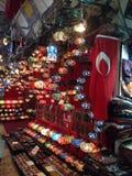 Türkische Laternen Stockfotografie