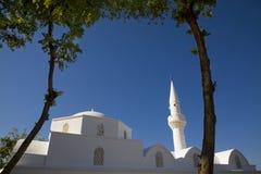 Türkische Moschee Stockfotos