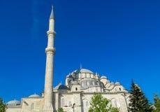 Türkische Moschee lizenzfreie stockbilder