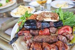 Türkische Nahrung stockfotos