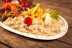 Türkische Nahrung Lizenzfreie Stockfotos