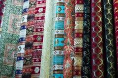 Türkische Schals Stockfotos