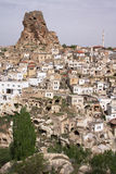 Türkische Stadt Stockfoto