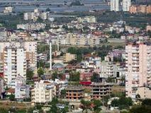 Türkische Stadt Lizenzfreie Stockfotos