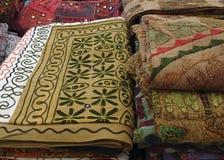 Türkische Wolldecken Lizenzfreie Stockbilder
