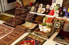 Türkischer Laden mit Schaufenster Lizenzfreie Stockfotografie