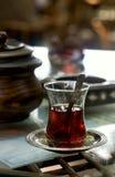 Türkischer Tee Stockbild