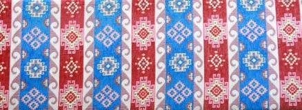 Türkischer Teppich. Stockfotos