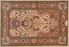 Türkischer Teppich Stockbild