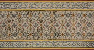 Türkisches altes Muster Lizenzfreies Stockbild