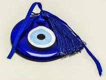 Türkisches Amulett für Schutz gegen bösen Blick Lizenzfreies Stockbild