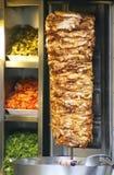 Türkisches Doner Kebab Stockfotos