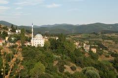 Türkisches Dorf Stockfotos