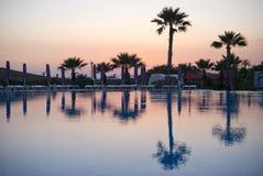 Türkisches Hotel Stockfoto