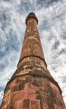 Türkisches Minarett Stockfoto