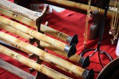 Türkisches Musikinstrument, Ney stockfoto