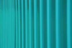 Türkishintergrund mit Wellen Stockbild