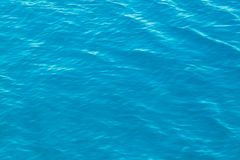 Türkiswasser im Ägäischen Meer Abstraktion: Hintergrund, Text Stockfotografie