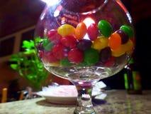 Tęcza cukierek Zdjęcia Royalty Free