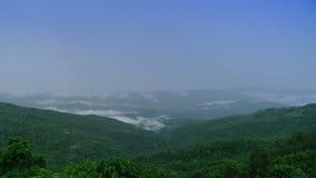 Tęcza na Halnej mgle zdjęcie wideo